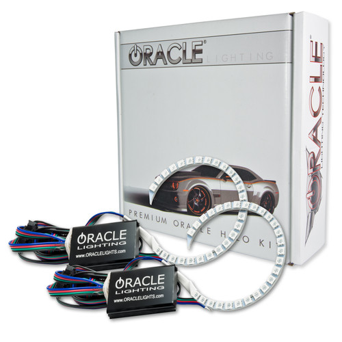 Oracle Lighting Chevrolet Impala 2014-2017 ORACLE ColorSHIFT Projector Halo Kit