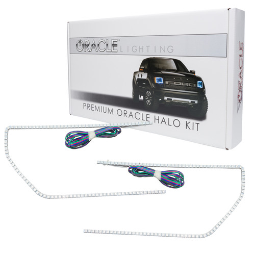 Oracle Lighting Ford F-150 / Raptor 2009-2014 ORACLE ColorSHIFT Perimeter Halo Kit