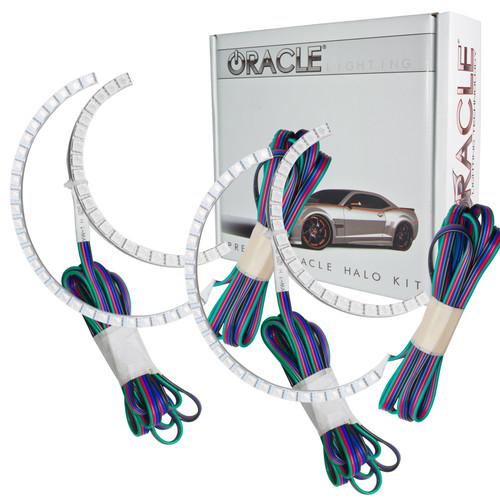 Oracle Lighting Chevrolet Impala 2006-2013 ORACLE ColorSHIFT Halo Kit