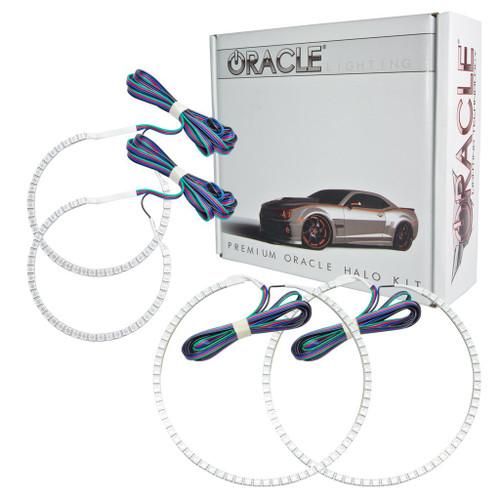 Oracle Lighting BMW X3 2004-2009 ORACLE ColorSHIFT Halo Kit