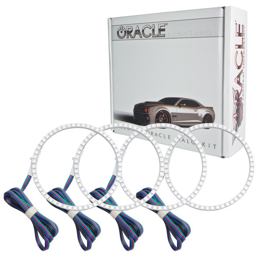 Oracle Lighting Chevrolet Caprice 1991-1996 ORACLE ColorSHIFT Halo Kit