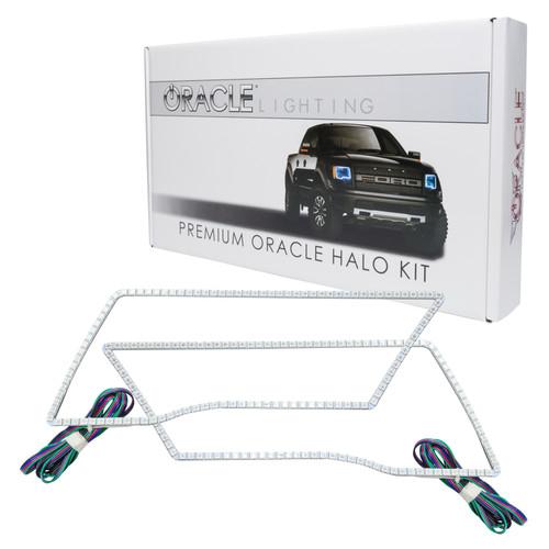 Oracle Lighting Dodge Ram Sport 2009-2018 ORACLE ColorSHIFT Halo Kit