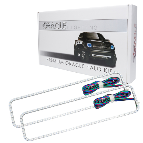Oracle Lighting Chevrolet Suburban 1992-1999 ORACLE ColorSHIFT Halo Kit
