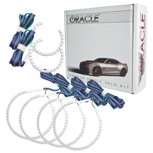 Oracle Lighting Mazda 3 2004-2009 ORACLE ColorSHIFT Halo Kit