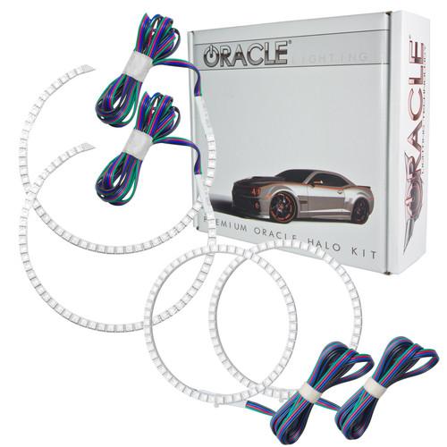Oracle Lighting Dodge Durango 2011-2013 ORACLE ColorSHIFT Halo Kit