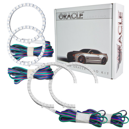 Oracle Lighting Mazda CX7 2007-2012 ORACLE ColorSHIFT Halo Kit
