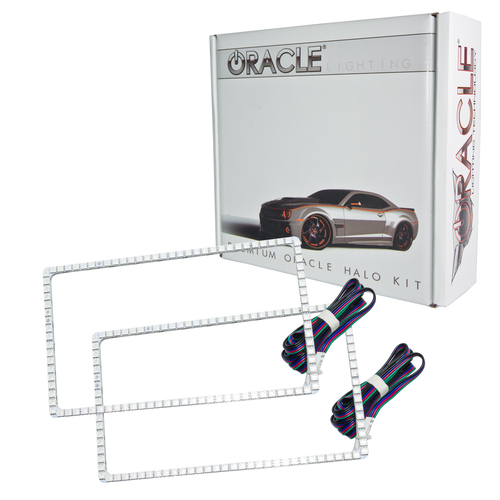 Oracle Lighting Dodge Ram 1994-2001 ORACLE ColorSHIFT Halo Kit