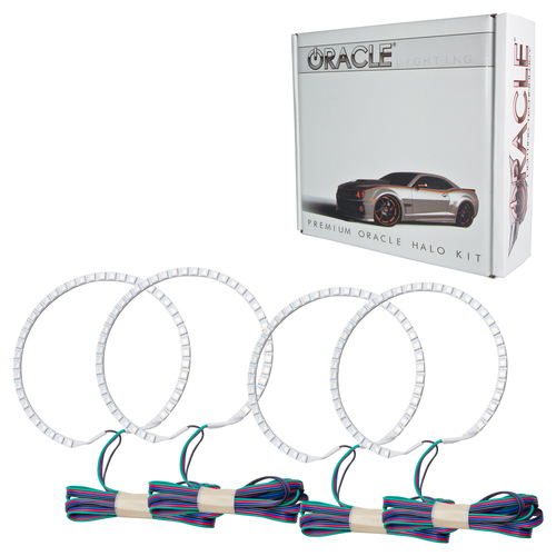 Oracle Lighting Chevrolet Trail Blazer 2002-2009 ORACLE ColorSHIFT Halo Kit
