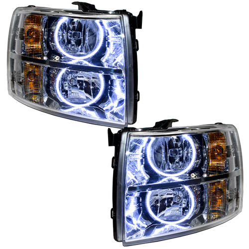 Oracle Lighting 2007-2013 Chevrolet Silverado SMD HL - Round Style