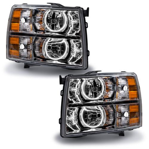 Oracle Lighting 2007-2013 Chevrolet Silverado PLASMA HL - Round Style