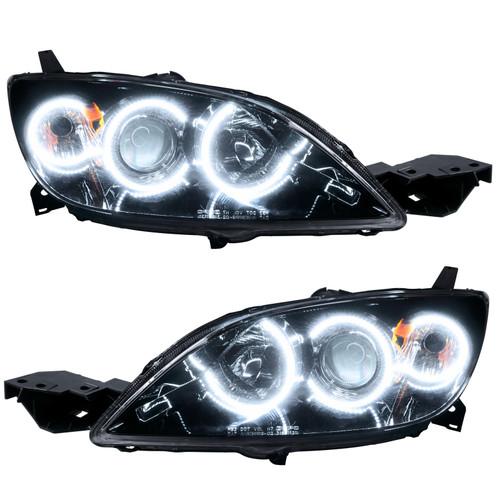 Oracle Lighting 2004-2009 Mazda 3 SMD HL - Hatchback - Halogen Style