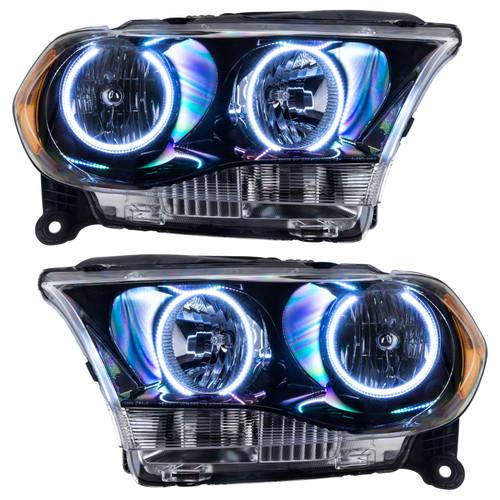 Oracle Lighting 2011-2013 Dodge Durango SMD HL Halogen - Black