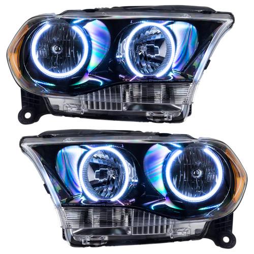 Oracle Lighting 2011-2013 Dodge Durango PLASMA HL Halogen - Black