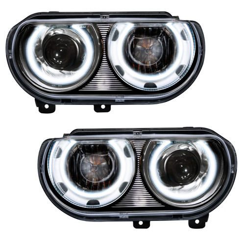Oracle Lighting 2008-2014 Dodge Challenger SMD HL (HID Style)