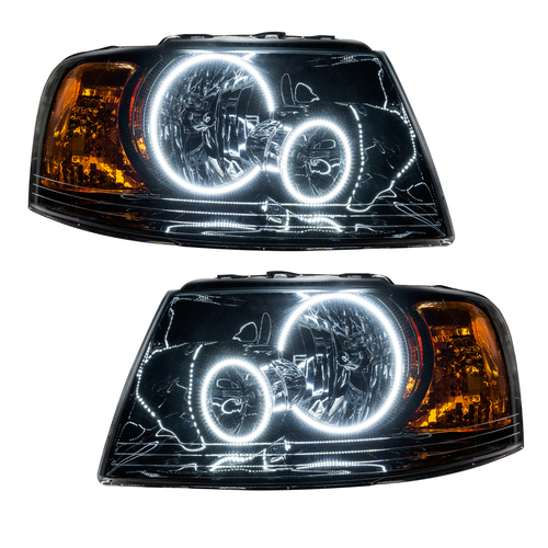 Oracle Lighting 2003-2006 Ford Expedition SMD HL - Black