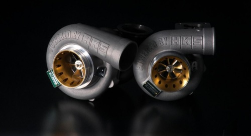 HKS GTIII-4R Turbo A/R1.00