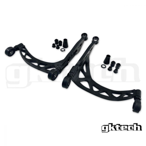 GKtech Chromoly Super Lock Lower Control Arms for Nissan 350Z G35