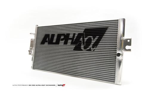 AMS Performance INFINITI Q50/Q60 Red Alpha Heat Exchanger