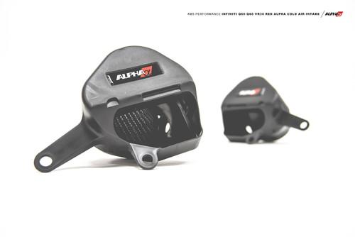 AMS Performance INFINITI Q50/Q60 Red Alpha Cold Air Intake Kit
