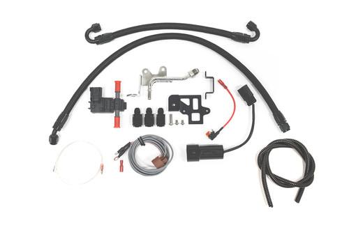 AMS Performance Q50 Q60 Red Alpha Flex Fuel Kit