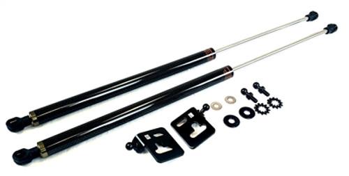 P2M Carbon Hood Damper for Subaru WRX  / STI '02-'07