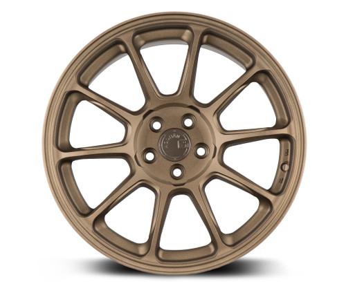 Aodhan Wheels AH06 17x9 5X114.3 +35 Bronze