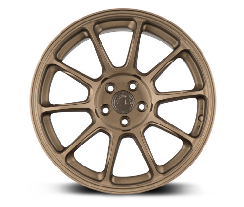 Aodhan Wheels AH06 18x9 5X114.3 +30 Bronze