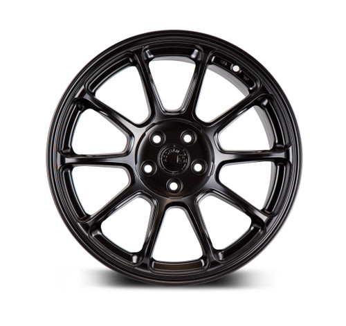 Aodhan Wheels AH06 17x9 5X114.3 +35 Matte Black