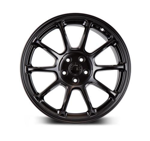 Aodhan Wheels AH06 18x10 5X114.3 +25 Matte Black