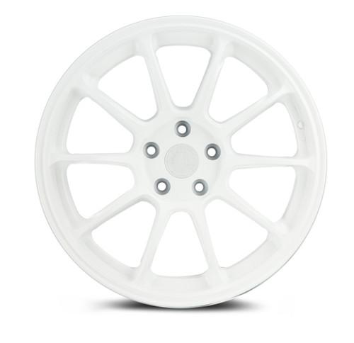 Aodhan Wheels AH06 18x10 5X114.3 +25 Matte White