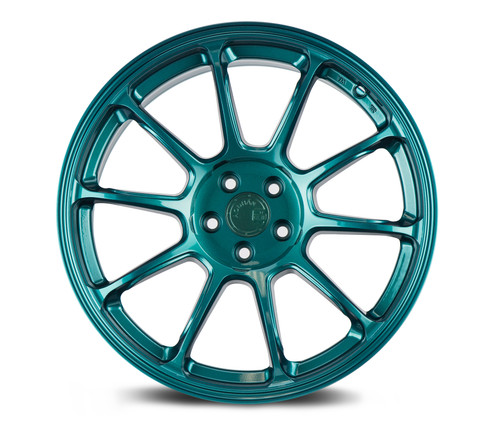 Aodhan Wheels AH06 18x9 5X114.3 +30 Teal
