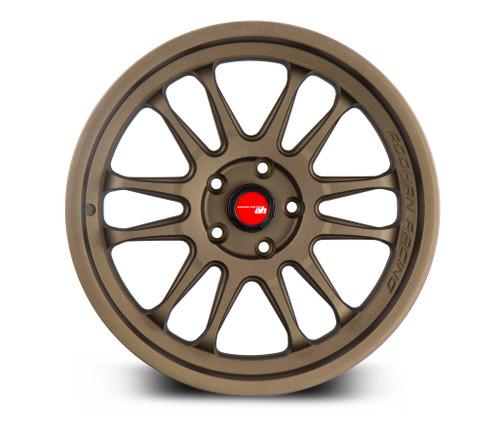 Aodhan Wheels AH07 18x9.5 5x100 +30 Bronze