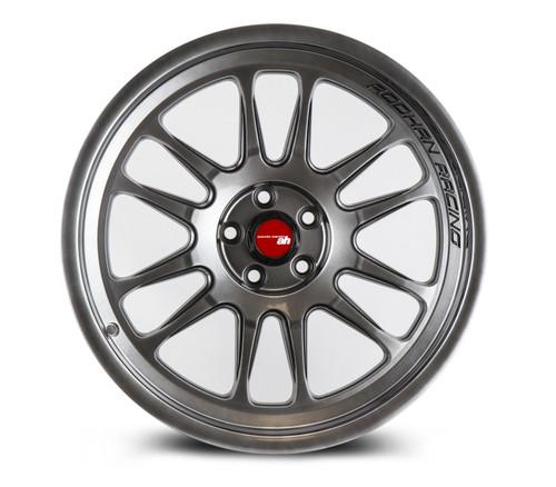Aodhan Wheels AH07 18x8.5 5x100 +35 Hyper Black