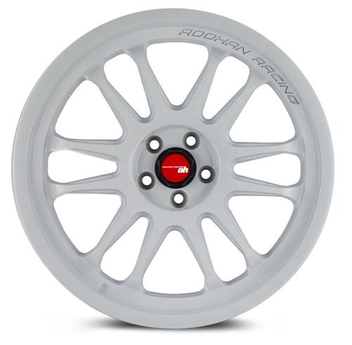 Aodhan Wheels AH07 18x8.5 5x114.3 +35 Gloss White