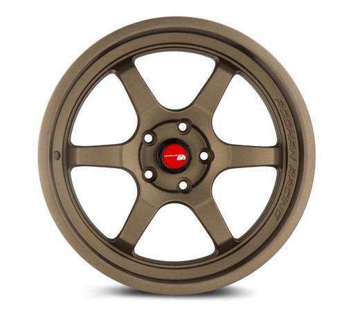 Aodhan Wheels AH08 18x8.5 5x100 +35 Bronze