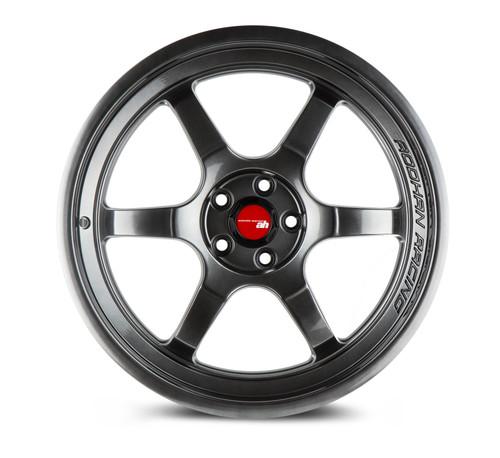 Aodhan Wheels AH08 18x8.5 5x114.3 +35 Hyper Black