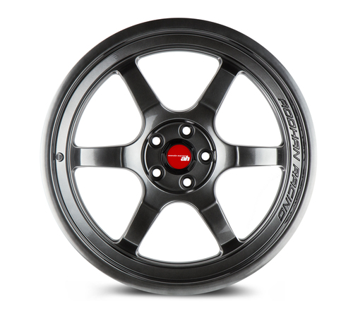 Aodhan Wheels AH08 18x9.5 5x114.3 +30 Hyper Black