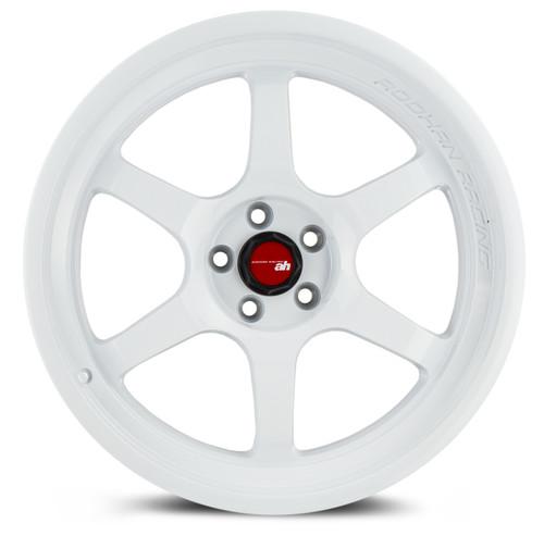 Aodhan Wheels AH08 18x8.5 5x114.3 +35 White