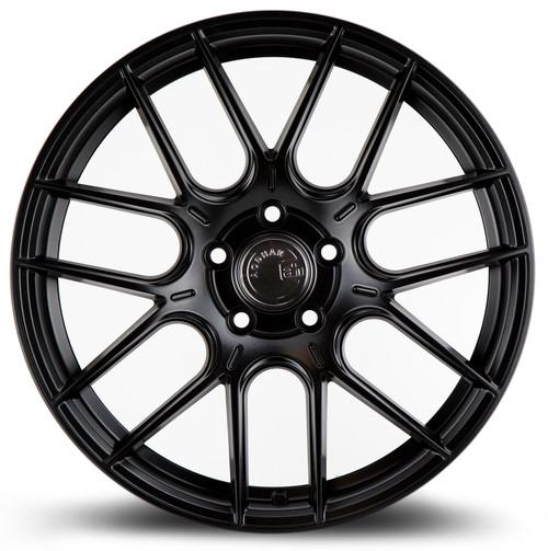 Aodhan Wheels AH-X 18x8.5 5x114.3 +35 Matte Black