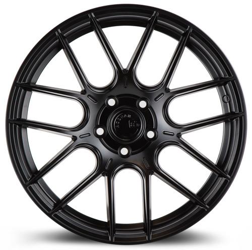 Aodhan Wheels AH-X 18x9.5 5x114.3 +35 Matte Black