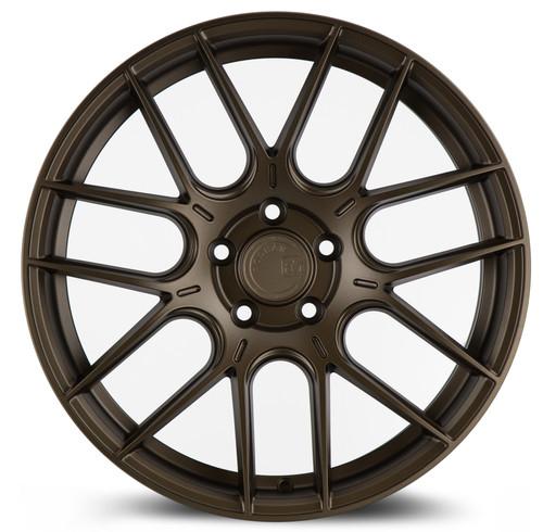 Aodhan Wheels AH-X 18x8.5 5x112 +35 Matte Bronze