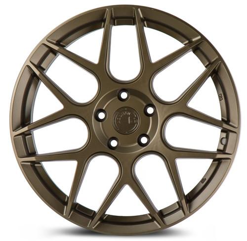 Aodhan Wheels LS002 18X8.0 5X114.3 +35 Bronze