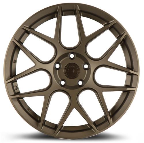 Aodhan Wheels LS002 18X9.0 5X114.3 +30 Bronze