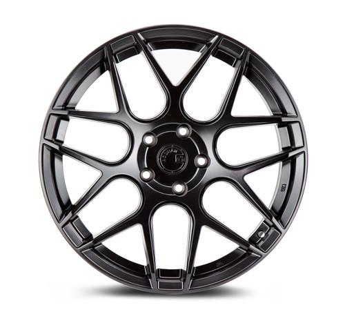 Aodhan Wheels LS002 18X8.0 5X114.3 +35 Matte Black