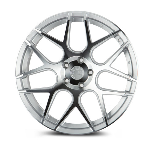 Aodhan Wheels LS002 19x9.5 5x112 +35 Silver Machined Face