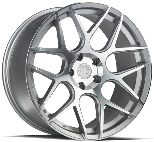 Aodhan Wheels LS002 18X9.0 5X114.3 +30 White
