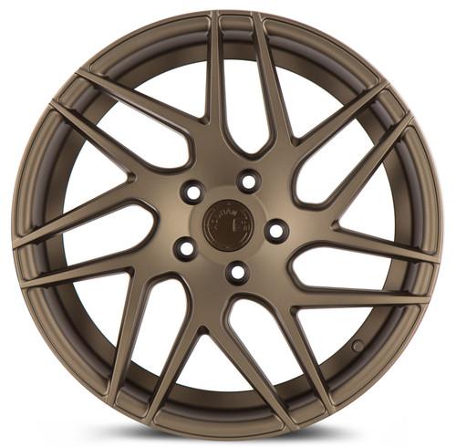 Aodhan Wheels LS008 18x8 5x114.3 +35 Bronze