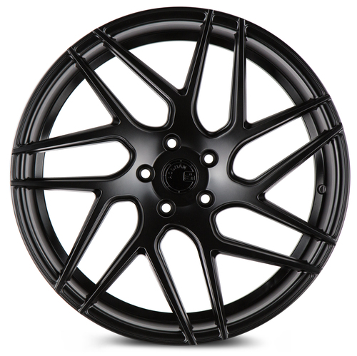 Aodhan Wheels LS008 20x9 5x112 +30 Matte Black