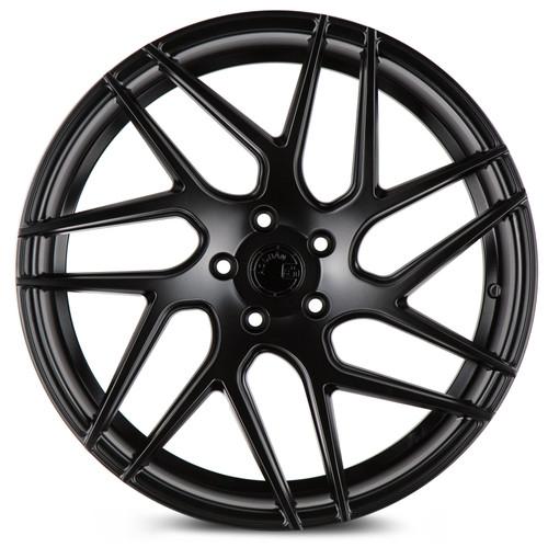 Aodhan Wheels LS008 20x9 5x114.3 +15 Matte Black