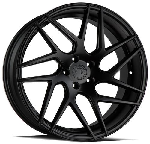 Aodhan Wheels LS008 20x10.5 5x114.3 +20 Matte Black